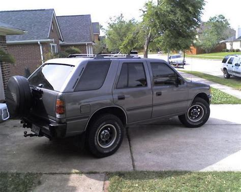 how cars work for dummies 1992 isuzu rodeo electronic toll collection tyson chikin 1992 isuzu rodeo specs photos modification info at cardomain