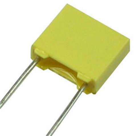 capacitor greencap 0 022uf 100v polyester capacitor technical data