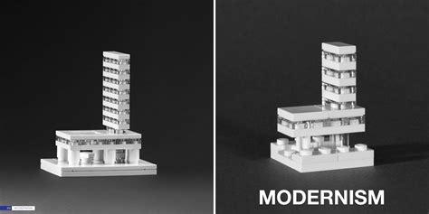 Prairie Style Houses by Nanoscale Models Of The Lego Architect Brick Architect