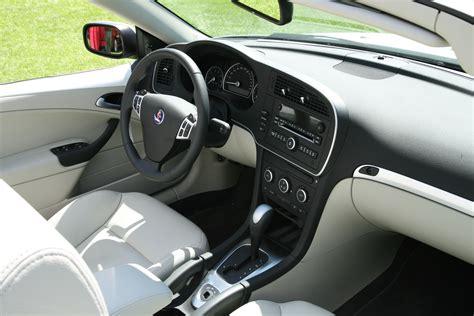 file saab 9 3 convertible 2008 interior jpg wikimedia