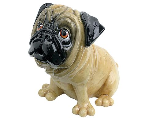 ceramic pug collectable ceramic dogs pug light review compare prices buy