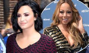 demi lovato i didn t mean to break your heart lyrics demi lovato throws shade at mariah carey with response to