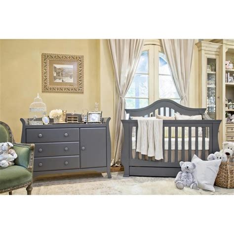 Million Dollar Baby Classic Ashbury 4 In 1 Convertible Crib Million Dollar Baby Classic Ashbury 4 In 1 Convertible