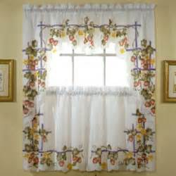 Strawberry Kitchen Curtains Strawberry Kitchen Curtains 171 Blinds Shades Curtains