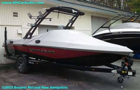 malibu boats nh 2015 malibu response boat boomer nashua mobile electronics