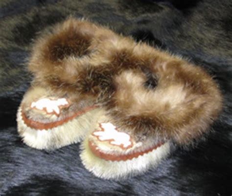 sea otter slippers our selection of fur slippers wi