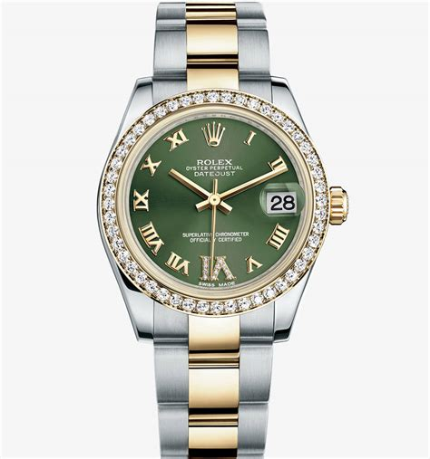 Rolex Datejust Combi Gold For replica rolex datejust 31 yellow rolesor combination of 904l steel and 18 ct
