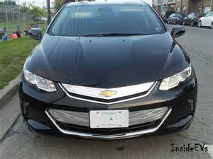 Electric Car Volt Test Drive 2016 Chevrolet Volt Goes Further Than Expected
