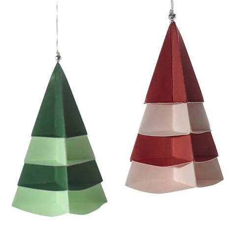 Origami Ornaments - origami ornament accent decor