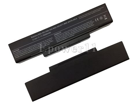 Asus A9 F2 F3 F3r M51 S62 S96 Z53 Z9t Z94 Z96 A32 F3 6 Cell new battery for asus a32 f3 squ 528 a9 f2 m51 s62 s6f s96