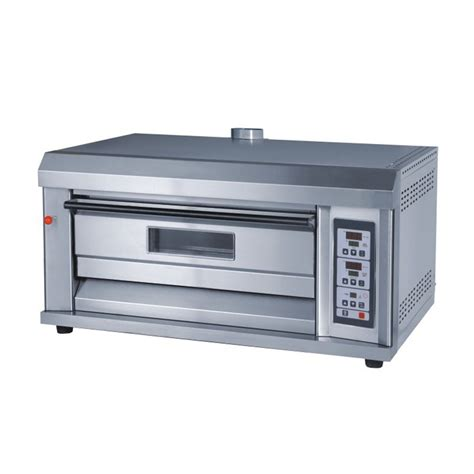 Oven Gas 2 Tray 1 Deck 2 Trays 350 176 C 75w All S S Professional Gas Baking Oven Tt O38b