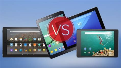 android vs windows tablet best large android tablet hd nexus 9 tab s2 9 7 z4 tablet tech advisor