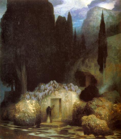 Wohnfläche Keller by Autorretrato De Arnold B 246 Cklin Poema