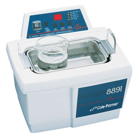 sonic bathroom cole parmer ultrasonic cleaner with timer heater