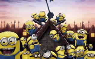 Despicable me minion wallpapers wallpaper cave