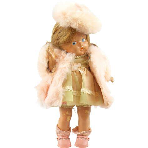 vogue composition doll vintage 1940 1943 vogue toddles composition doll