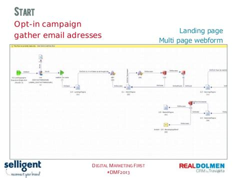Second Opt In Ms After Mba by Interactive Marketing Selligent And Ms Dynamics Crm At De