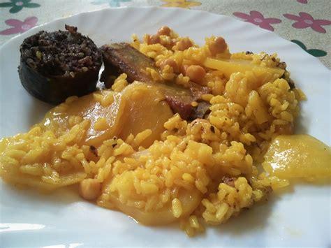 recetas de cocina horno arroz al horno la cocina divertida