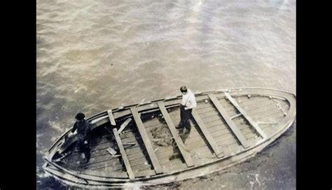 imagenes verdaderas del titanic hundido fotos revelan macabro hallazgo en 250 ltimo bote salvavidas