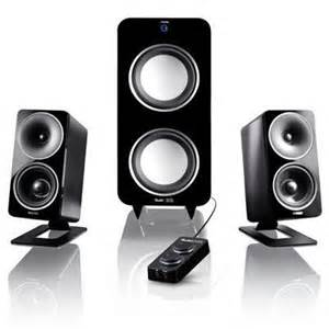 No Volume Tv Speakers Are Mitsubishi Teufel Concept D 500 Thx Gadget