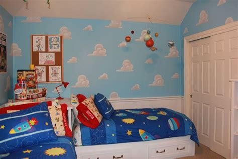 Room Story by Recreates Andy S Room From Story To Give Boys The Best Bedroom