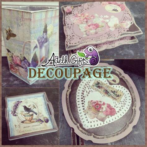 Decoupage Indonesia - dekorasi shabby chic adelh gifts