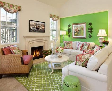 lime green living room wall color trends painting an accent wall and how to