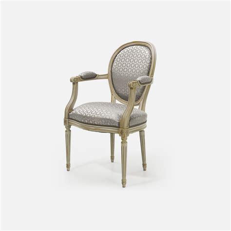 fauteuils louis 16 fauteuil louis xvi medaillon collinet
