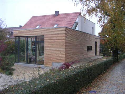 schöne anbauten anbau haus kosten anbau holzhaus wohnhaus in noswendel