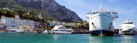 ferry naples to capri getting to capri from naples sorrento or rome capri