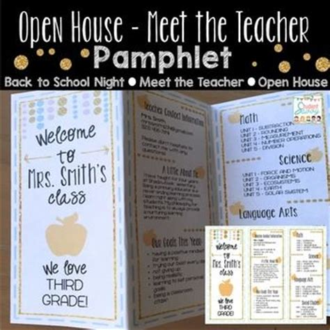 School Open House Flyer Template Best Brochure Ideas On Free Daycare Flyer Templates Yourweek Parent Brochure Templates