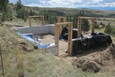 cheaper to build or buy house earthbag homes easiest and cheapest green build natural building blog