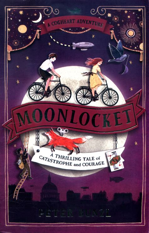 moonlocket by bunzl peter 9781474915014 brownsbfs