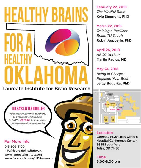 Laureate Tulsa Detox by Laureate Institute For Brain Research Current Events
