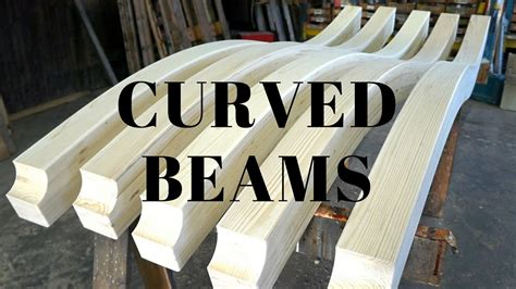 designboom subscription making curved beams youtube