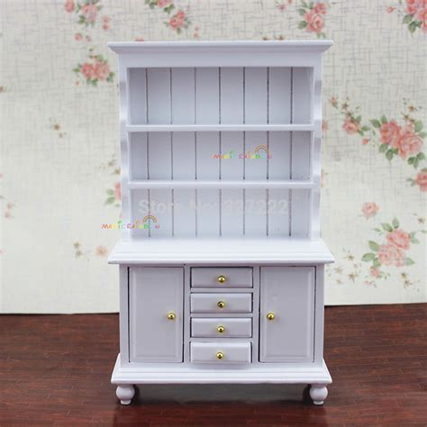 miniature dollhouse kitchen furniture 1 12 scale dollhouse miniature furniture show cabinet kitchen dining room bedroom cupboard doll