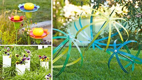 Flower Garden Decor Garden Decor Ideas