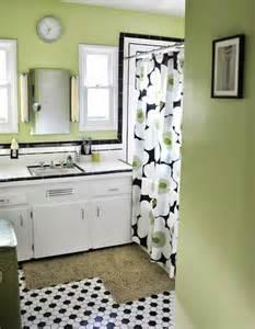 Green And White Bathroom Ideas bathroom tiles floor tiles white bathroom curtain green wall color