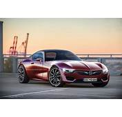 Production Opel GT Rendered  GM Authority