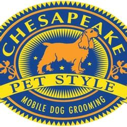 grooming baltimore chesapeake pet style mobile grooming pet groomers baltimore md united states