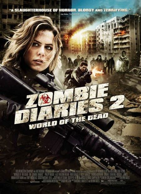 download film zombie seru world of the dead zombie diaries 2 2011 not a good