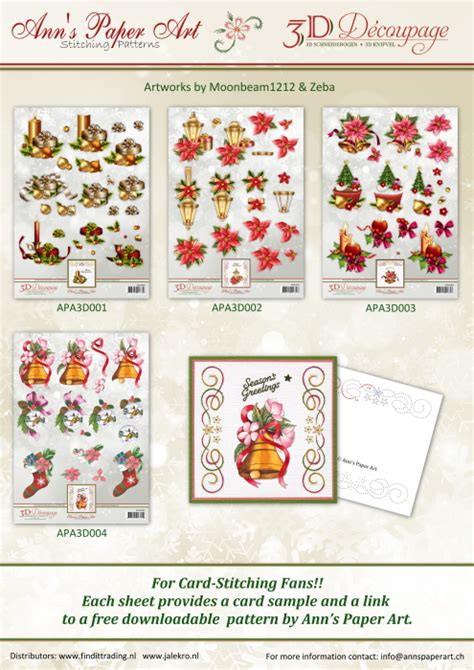 Free 3d Decoupage Sheets Printables - cardembroidery 3d decoupage sheets