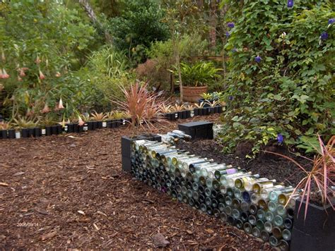 New Page 1 Www Tropicalranchbotanicalgardens Com Wine Bottle Garden Wall