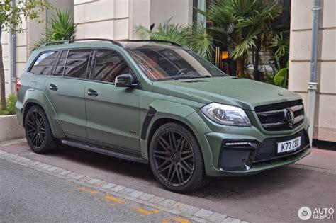 Brabus Mercedes by Mercedes Brabus Gl B63s 700 Widestar 20 September