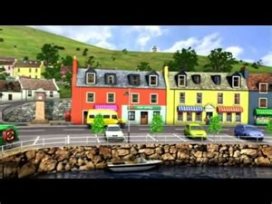 houses song balamory theme tune opening song youtube