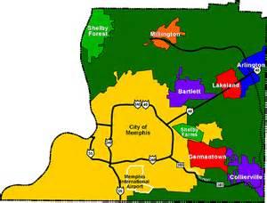 location map bartlett tn official website
