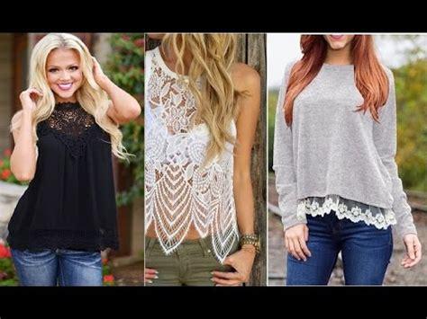 blusas de moda 2016 moda juvenil 2016 youtube blusas de moda 2016 youtube