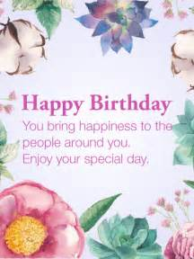 happiness to the happy birthday card birthday greeting cards by davia
