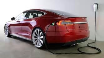 Electric Car Tesla Battery Improving The Battery In The Tesla Model S Electric Car