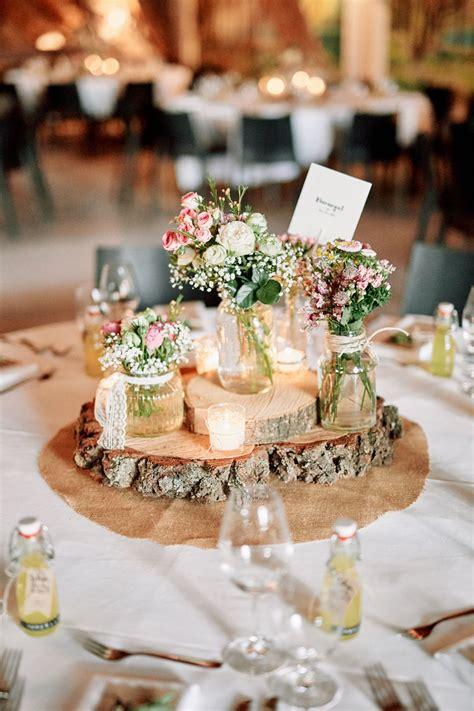 Hochzeitsdekoration Ideen Tisch Originelle Landhaushochzeit Mit Vw Bulli